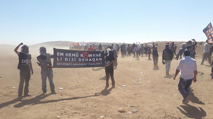 DAF in Kobane 2